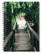 To The Wells Spiral Notebook