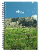 To View A Mountain Spiral Notebook