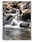 To Watch Calm Water Spiral Notebook