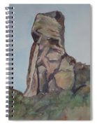 Toad Rock Spiral Notebook