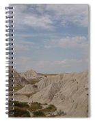 Toad Stool Spiral Notebook