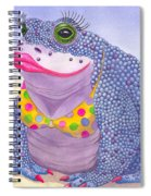 Toadaly Beautiful Spiral Notebook