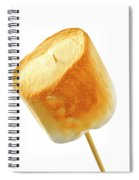 Toasted Marshmallow Spiral Notebook