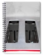 Toaster Spiral Notebook