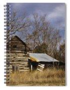 Tobacco Road Spiral Notebook