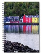 Tobermory Harbor Spiral Notebook