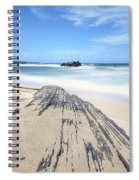 Toco Beach Spiral Notebook