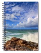 Toco Blues Spiral Notebook