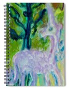 Today I Choose To Be A Unicorn Spiral Notebook