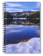 Todd Lake Spiral Notebook