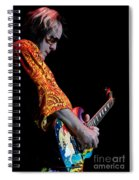 Todd Rundgren And The Fool Spiral Notebook