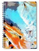 Todo Santos Spiral Notebook