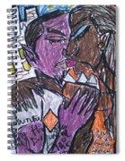 Together At Last Spiral Notebook