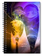 Together Again Spiral Notebook