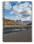 Toklat River Spiral Notebook
