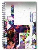 Tokyo Dawn Spiral Notebook