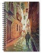 Toledo Morning Spiral Notebook
