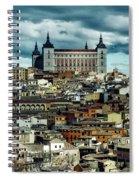 Toledo Spain Spiral Notebook