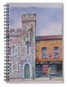 Toll House  Limerick Spiral Notebook
