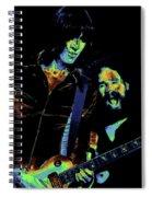 Tom And Brad In Spokane 2 Spiral Notebook