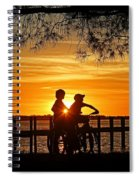 Tom And Huck Spiral Notebook