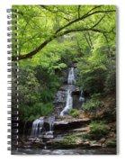 Tom Branch Falls - Gsmnp Spiral Notebook