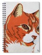 Tom Cat Spiral Notebook