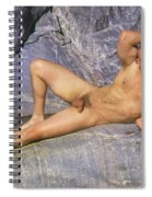 Tom D. 19 Spiral Notebook