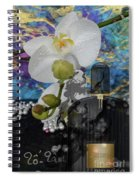 Tom Ford Black Orchid Perfume 2 Spiral Notebook