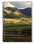 Tom Miner Vista Spiral Notebook