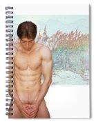 Tom P. 4-5 Spiral Notebook