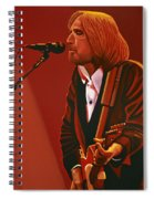 Tom Petty Spiral Notebook