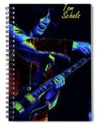 Boston Rock #2 Spiral Notebook