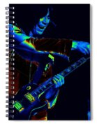 Boston Rock #1 Spiral Notebook