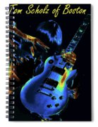 Conjuring Magical Sounds Spiral Notebook