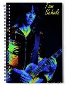 Cosmic Guitar 3 Spiral Notebook