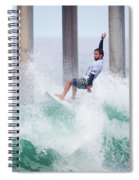Tomas Heremes 4306 Spiral Notebook