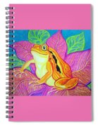 Tomatoe Frog Spiral Notebook