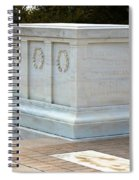 Tomb Of The Unknown Soldiers Spiral Notebook