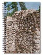 Tombs At Oxtankah Spiral Notebook