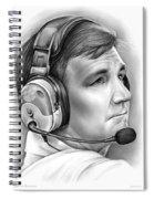 Tommy Bowden Spiral Notebook