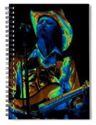 Tommy Caldwell Art 1 Spiral Notebook