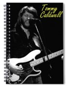 Tommy Caldwell In Spokane 2 Spiral Notebook