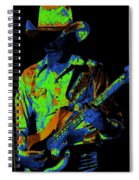 Tommy Caldwell Jamming Spiral Notebook