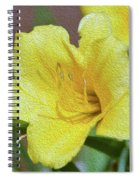 Tomorrow Is Today's Dream Spiral Notebook
