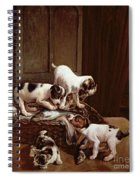 Tomorrow Will Be Friday Spiral Notebook
