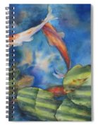 Tom's Pond Spiral Notebook