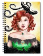 Tonya Spiral Notebook