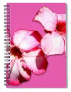 Too Pink Spiral Notebook