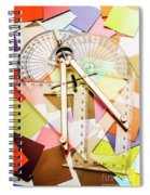 Tools Of Architectural Design Spiral Notebook